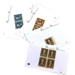 United States MNH Stamp Lot, Many old Vintages. Please view images. 9pcs