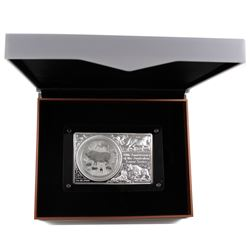 1999-2019 Australia 20th Anniversary of the Australian Lunar Series Fine Silver 3 ounce set. You wil