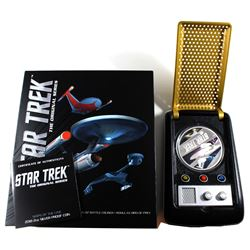 2018 Tuvalu $2 Star Trek The Original Series - Ships of the Line 2oz Fine Silver Proof Coin (TAX Exe