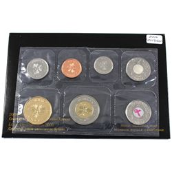 2006 Canada Test Token Variety Proof Like Set.