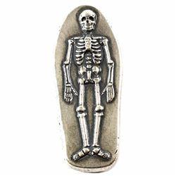 Monarch Precious Metals Skeleton 3oz .999 Fine Silver (TAX Exempt)