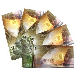 Karatbars 0.1 Gram Cash Gold Karatpay. 5pcs (TAX Exempt)