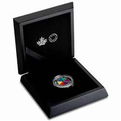 2017 Canada $25 35th Anniversary of Trivial Pursuit Fine Silver Coin (TAX Exempt)