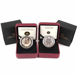 2011 Canada Special Edition 1911 Silver Dollar Centennial Proof Dollar & 2013 $20 Group of Seven - L