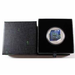 2017 Canada $20 Star Trek - The Borg Fine Silver Coin (TAX Exempt)