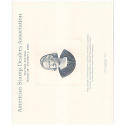 American Bank Note Commemoratives Souvenir Card Album. Contains many different Intaglio prints: Incl