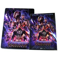 2019 Perth Mint 1 oz. Silver $1 Avengers: Endgame Collectible Foil (Tax Exempt)