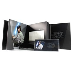2018 Niue $1 Star Wars: A New Hope Luke Skywalker 5g Fine Silver Coin Note w/ Collectors Album (Tax