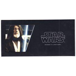2018 Niue $1 Star Wars: Episode IV: A New Hope - Obi-Wan Kenobi 5 gram Silver Foil (Tax Exempt).