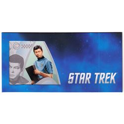 2018 Star Trek Original Series - Dr. McCoy 5g Silver Coin Note (Tax Exempt)