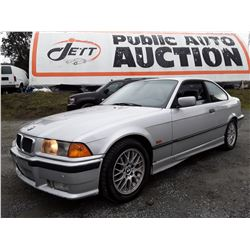 A8 --  1999 BMW 328IS , Silver , 198090  KM's