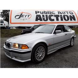 B2 --  1999 BMW 328IS , Silver , 198090  KM's