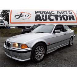 B2 --  1999 BMW 328IS , Silver , 198090  KM's