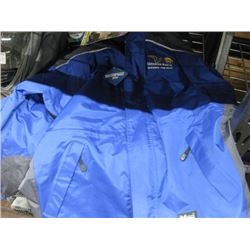 XL WATERPROOF CANADIAN NORTH TEMPEST 2 BLUE