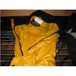 Medium VICKING TEMPEST YELLOW JACKET