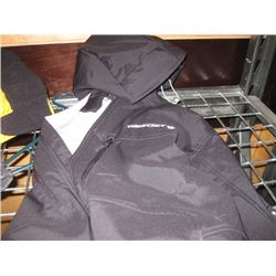 Large STORMTECH WESTJET BLACK JACKET