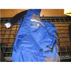 Large CANADIAN NORTH JACKET BLUE