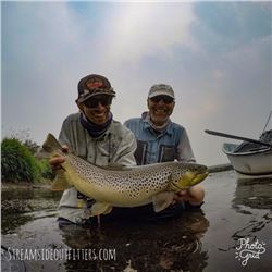 Bow River Fishing Trip - 2 Person - Alberta