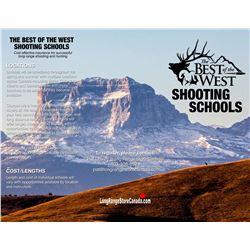Long Range Shooting Course - 2 people - Alberta