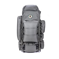 Frontier Gear of Alaska Yukon Pack with the Alaska Freighter Frame