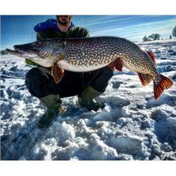 Ice Fishing Trip - 2 Person - Alberta