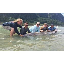 Jurassic Classic Sturgeon Fishing Tournament
