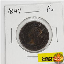 Canada Large Cent : 1897