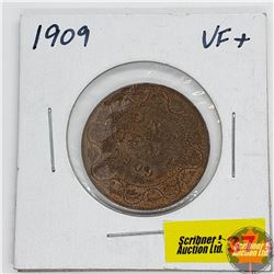 Canada Large Cent : 1909