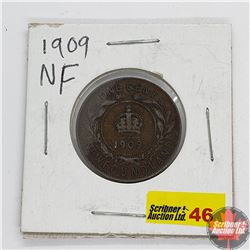 Newfoundland Large Cent 1909