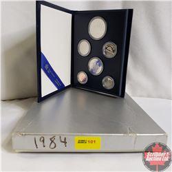 Canada Specimen Set : 1984
