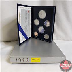 Canada Specimen Set : 1985
