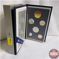 Canada Specimen Set : 1989