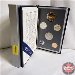 Canada Specimen Set : 1990