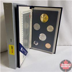 Canada Specimen Set : 1991