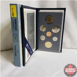 Canada Specimen Set : 1997
