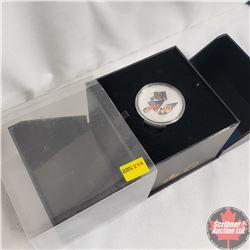 RCM 2016 $20 Fine Silver Coin Batman v Superman: Dawn of Justice The Trinity (99.99%)