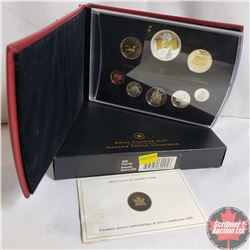 RCM 2005 Proof Set of Canadian Coinage