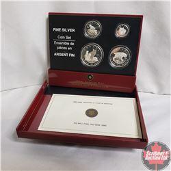 RCM 2005 Fine Silver Coin Set (99.99%)
