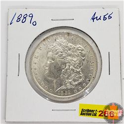 US Morgan Dollar 1889O