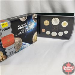 RCM 2000 Proof Set : Voyage of Discovery