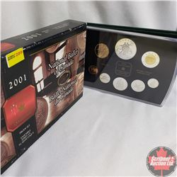 RCM 2001 Proof Set : National Ballet of Canada
