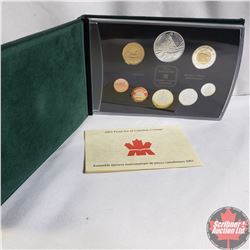 RCM 2003 Proof Set : When Canada's Mining Industry Was Born