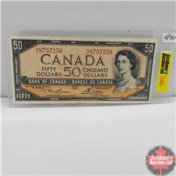 Canada $50 Bill 1954 (Lawson/Bouey) BH8737250
