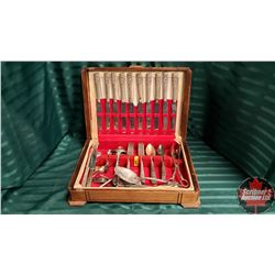 Community Silverware Set with Case