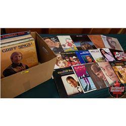 Box Lot: Variety Albums (43)