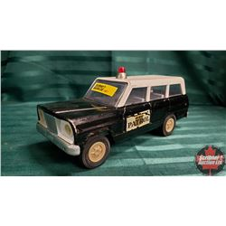 "Tonka Toy Jeep ""Hi-Way Patrol Sheriff"""