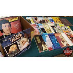 Box Lot: Variety Albums (32)