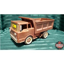 Toy Truck : Structor Cabover Dump Truck