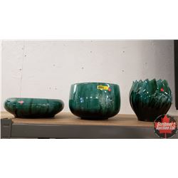 BMP Trio : Planters/Vases