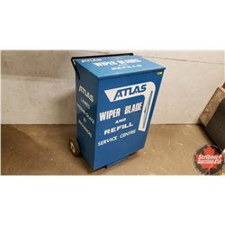 "ATLAS Wiper Blade Service Station Cart (32""H x 20""W x 12""D)"